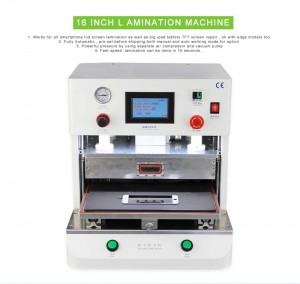 Jiutu 16inch 21inch Automation Vacuum OCA Laminator Machine For iPad Tablets LCD Screen Repair Equipment