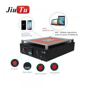 Jiutu 19 inch LCD Separator For Tempered Glass Different Mobile Phone Screen Protectors Cutting Screen Repair Refurbished Tools