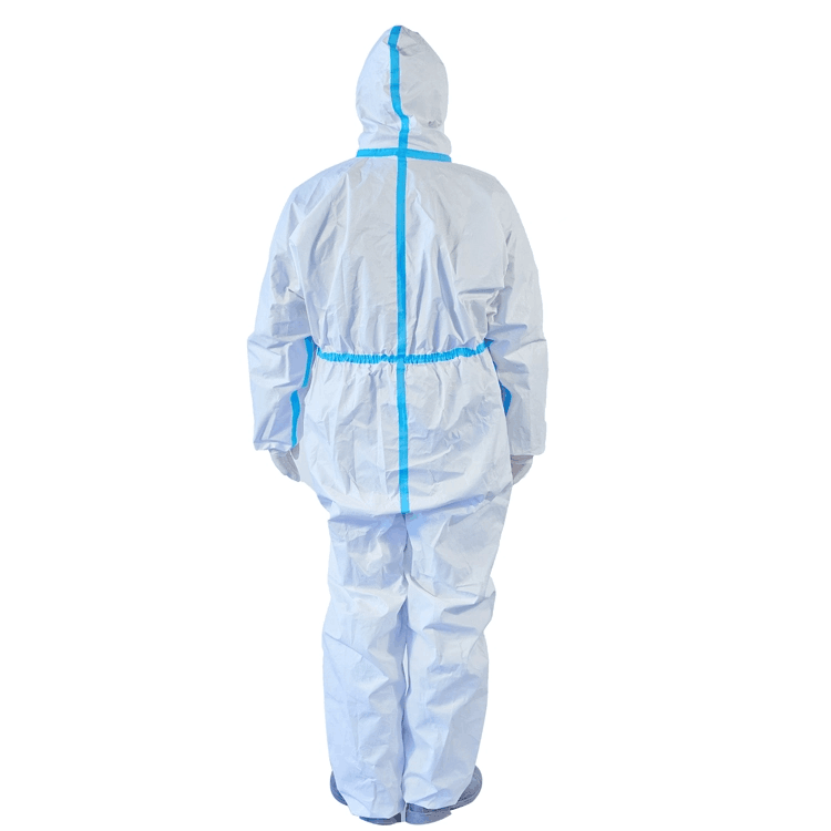CE Certification Disposable Personal Isolation Protective Clothing Featured Image