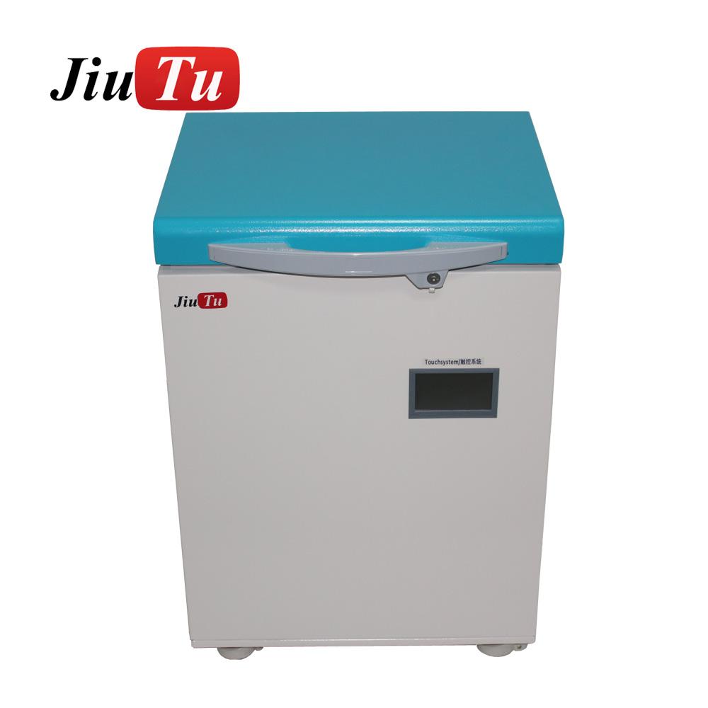 Ultra-low Temperature Freezing Separator