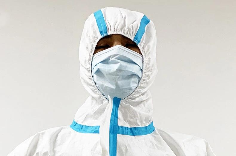 Safety Chemical Industrial Protective Work Wear Equipment Protective Suits Clothing Featured Image