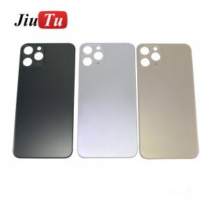 Original Housing Battery Cover Door Rear Chassis Frame Back Cover Glass For iPhone 8 8 Plus X XR XS Xs Max 11 11 Pro 11 Pro Max