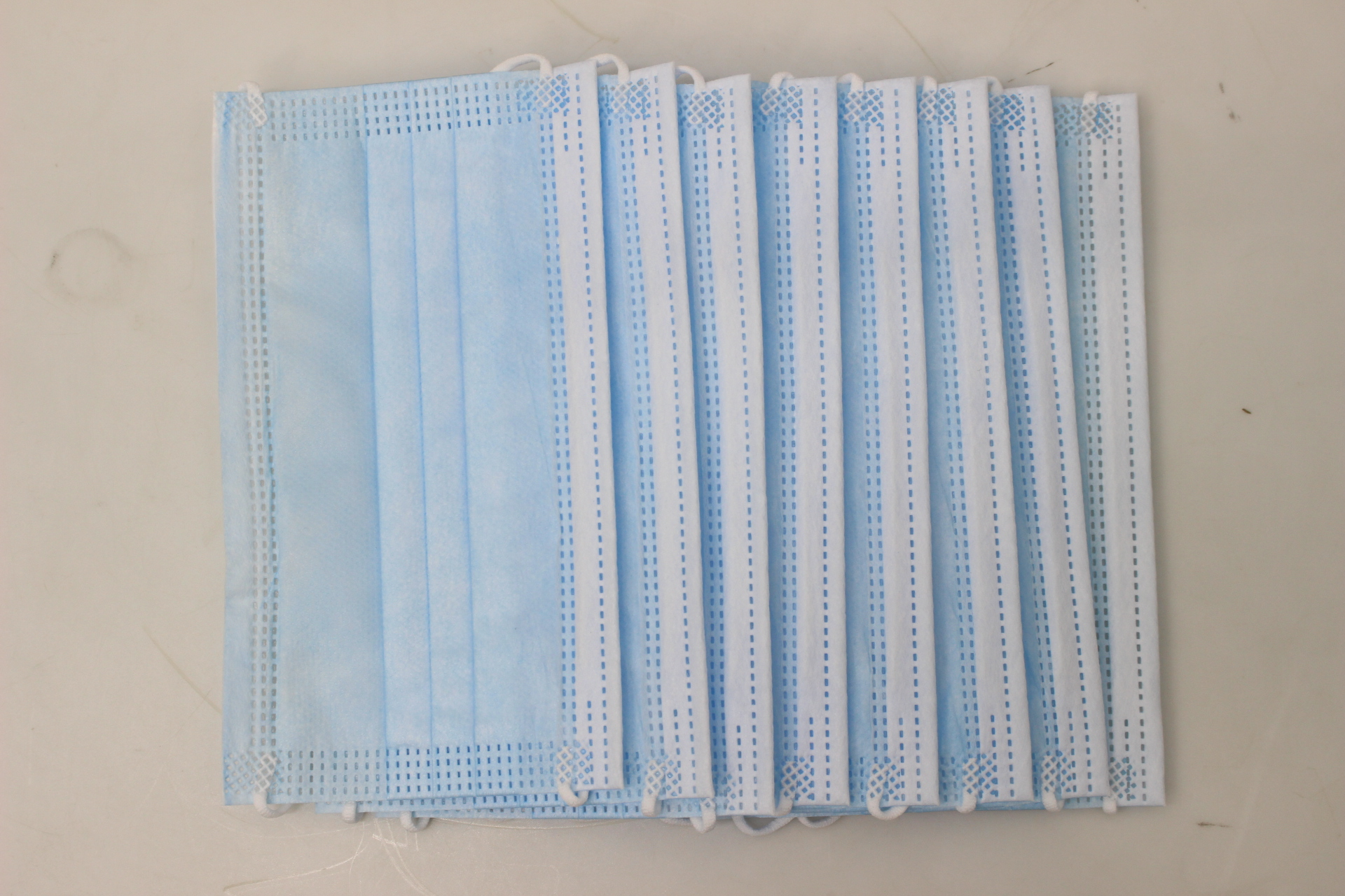 Medical Filter Melt-blown Fabric Protective Disposable Face Mask CE Featured Image