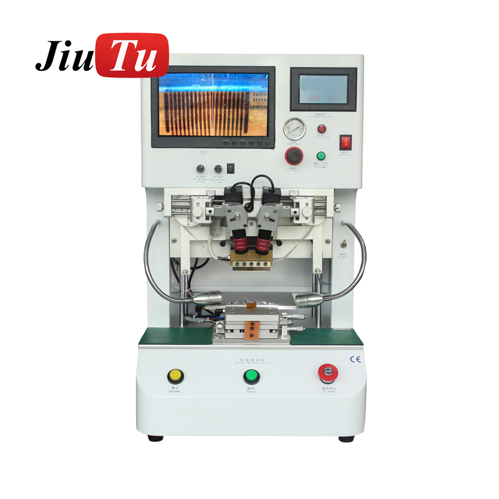 Factory Price TAB COF ACF LCD Bonding Machine For FPC To PCB /HSC To FPC Flexible Circuit Board Wire Hot-Press Welding Featured Image