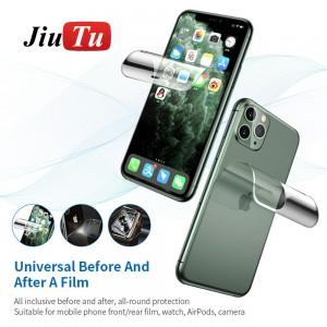 Sunshine Transparent Tpu Mobile Phone Screen Protector Film Unit Sheets SS057 For Film Cutting Machine