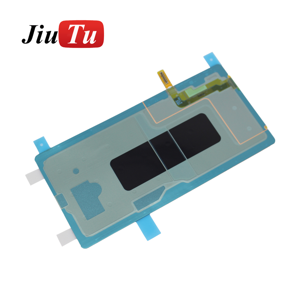 Jiutu LCD Back Stocker OLED Backlight Back Sticker Film for Samsung S6 Edge
