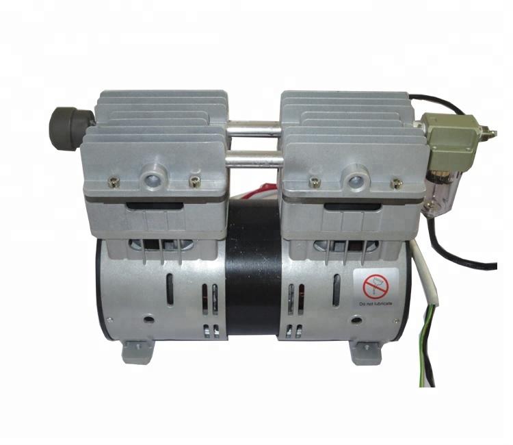 Oilles Vacuum Pump To Provide Strong Suction for OCA Vacuum Laminator& Bubble Remover/Manual Laminatig Machine for iPhone Repair