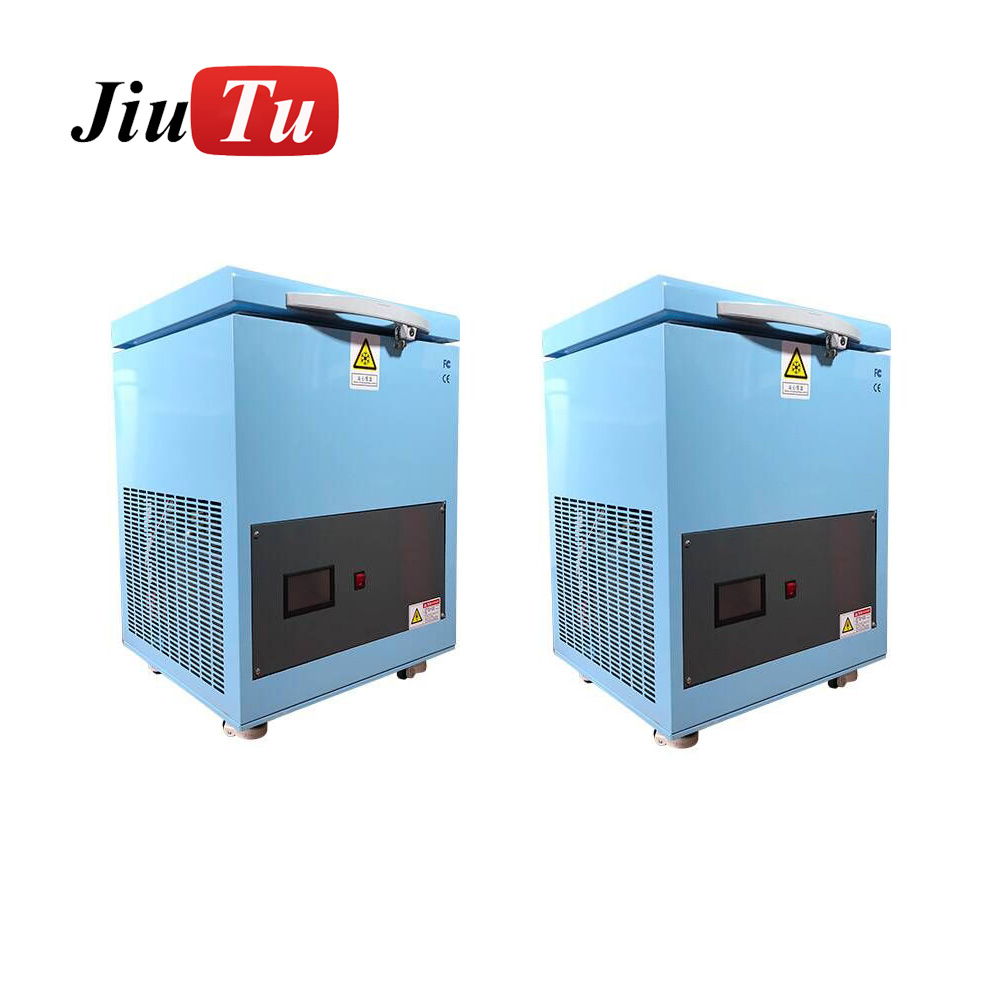 1300W Lcd Freezing Separator Machine Phone Lcd Refurbishing Freezer Machine