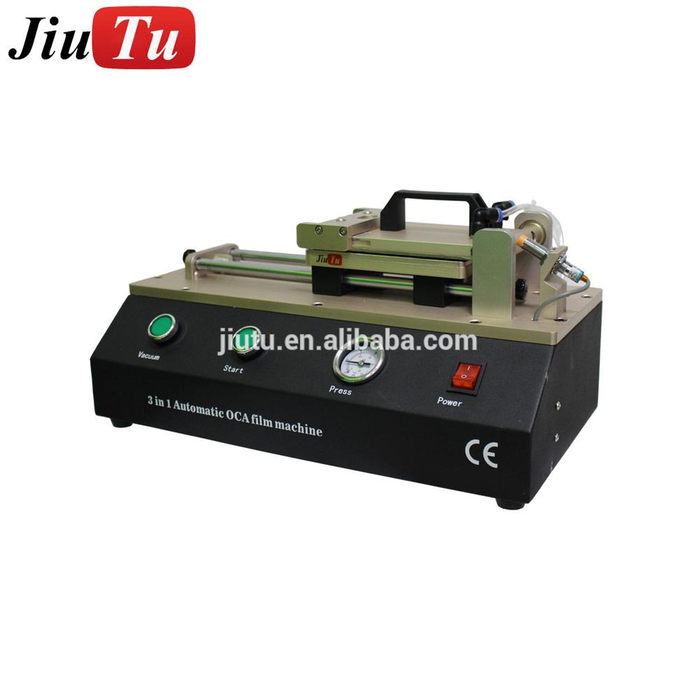 3 in 1 Automatic Vacuum Laminator OCA Film Laminating Machine For LCD Screen Repair