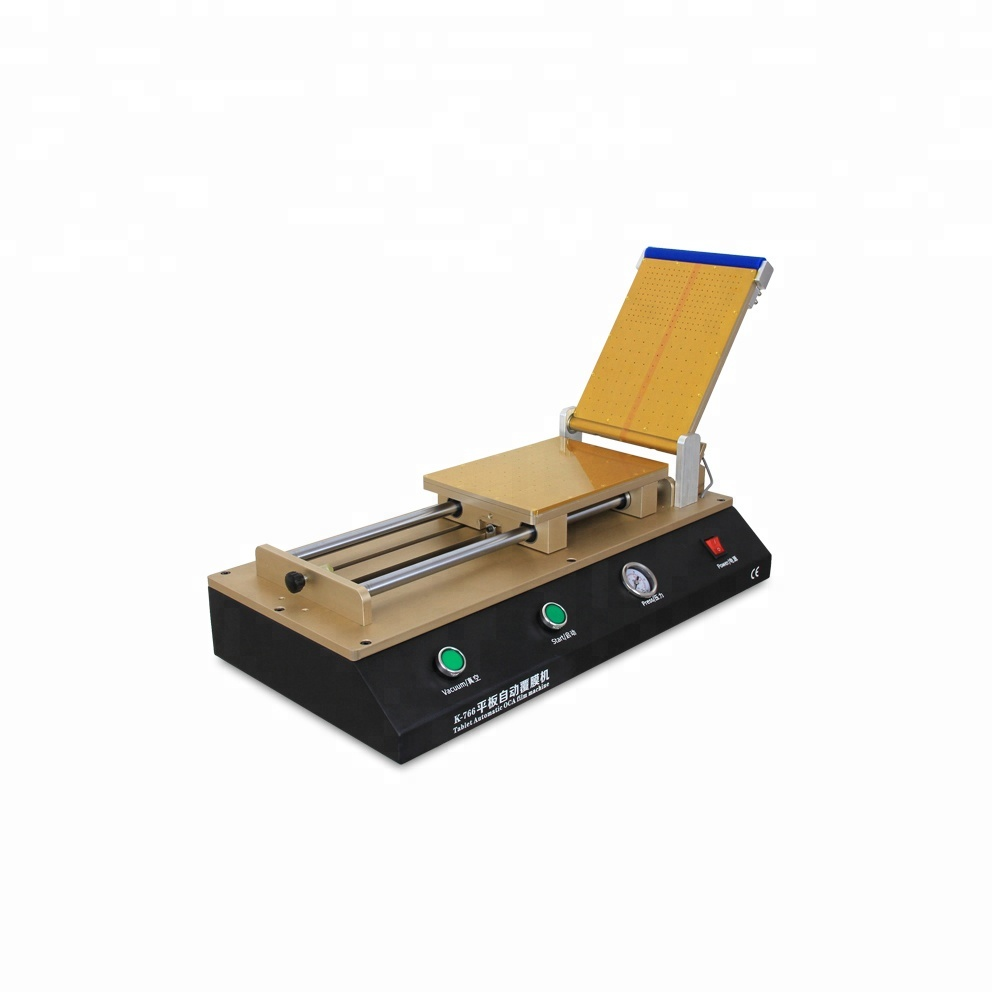 Factory Supply Semi-Automatic OCA Polarizer Laminating Machine Parts for Phone Repair