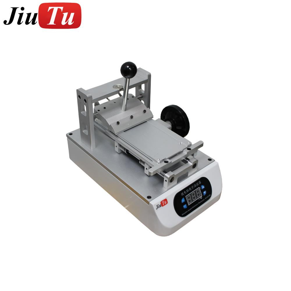Semi Automatic Polarizer Film OCA Film Glue Remove Machine LCD Refurbish LOCA Polarizing Cleaning