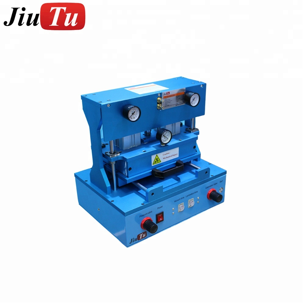 Mobile Phone OCA LCD Touch Screen Vacuum Laminating Repairing Making Machine For Sumsung For iPhone