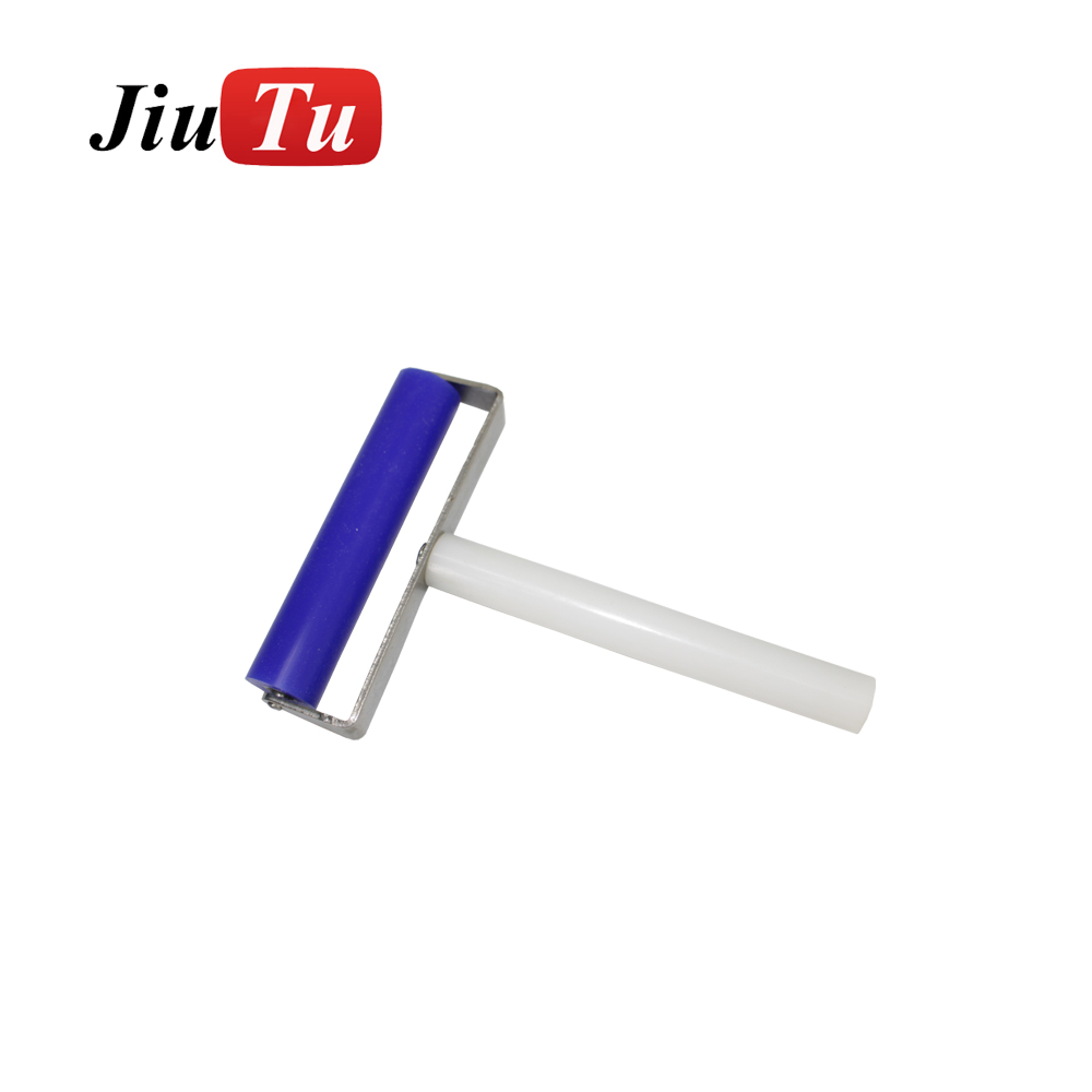 Jiutu Mobile Phone Screen Film Roller OCA adhesive Paste Push Wheel Polishing Rollers Refurbish for S6 S7 Edge Pasting Roller