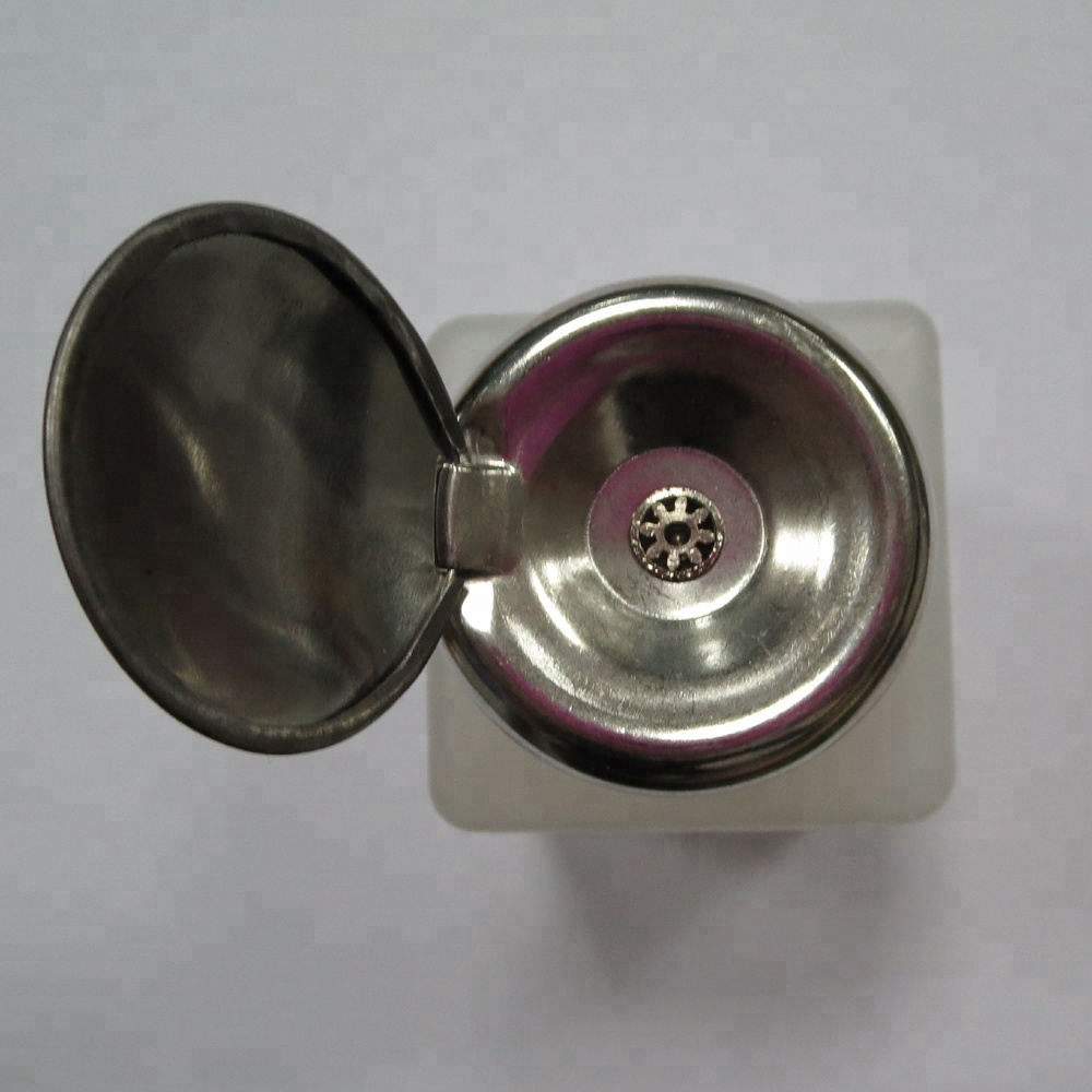 OEM Customized Screen Separator Vacuum - Dispensing Pump Bottle Liquid Press Nail Polish Remover Dispenser Cleaner Pumping Bottle – Jiutu