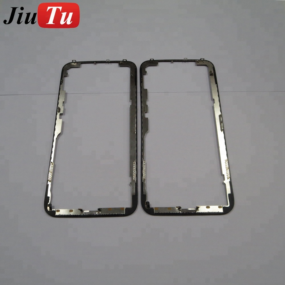 Mobile Phone Replace Accessories 1 Pcs Oled Screen Holder Front Bezel Frame For Iphone X