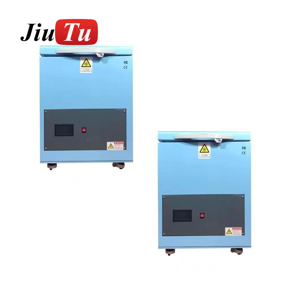 Latest Mobile Phone Lcd Refurbishing Freezer Machine Freezing Separator Machine for Samsung s7 edge jiutu