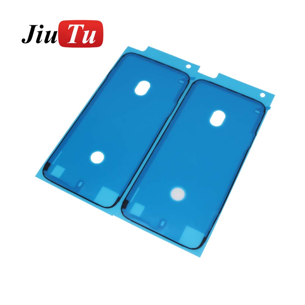 For iPhone 7 4.7inch Front Housing LCD Touch Screen Display Frame Waterproof 3M Pre-Cut Adhesive Glue Tape Sticker