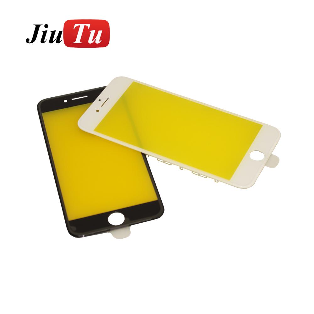 Professional China Oca Lamination Machine - Front Panel Glass + Bezel Frame Together For iphone 7 Refurbish Broken Lcd – Jiutu