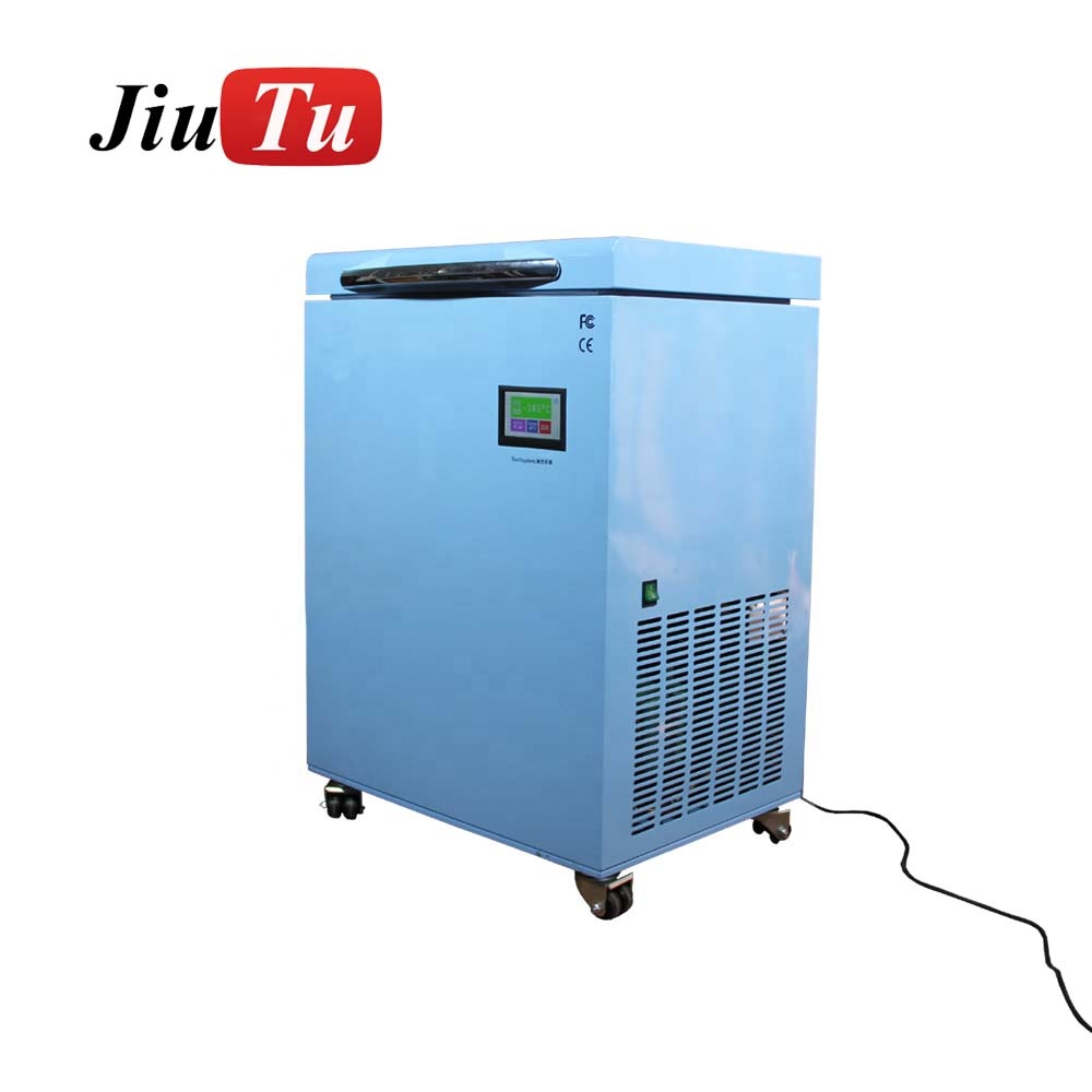 Automatic 220V 50Hz Screen Frozen Separate Curved Vacuum Lcd Freeze Separator Machine