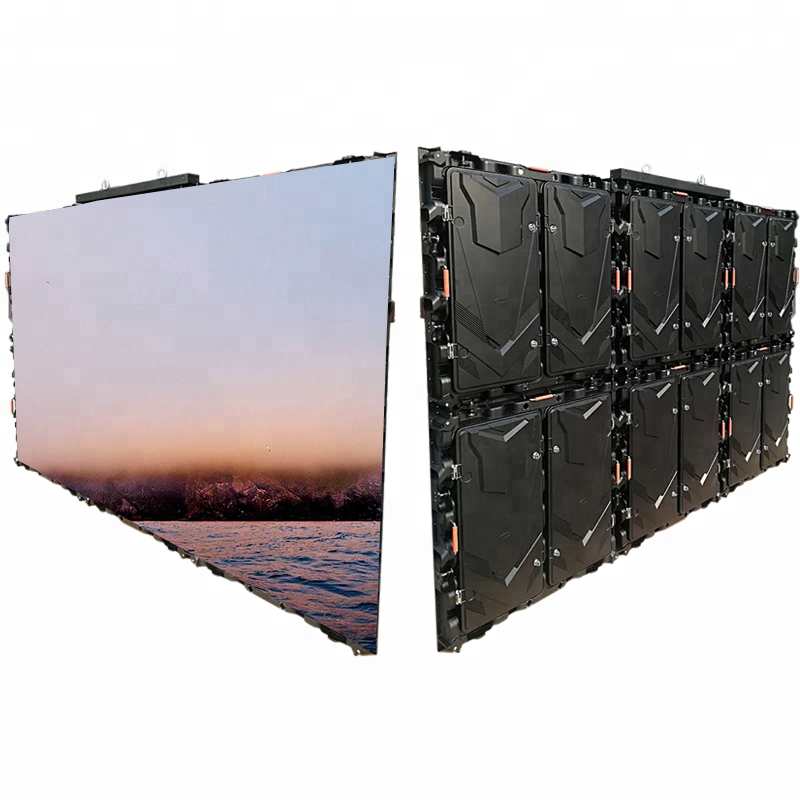 Waterproof Hd Video Outdoor Stage Smd 960X960 Magnesium Alloy P16 Led Display Cabinet
