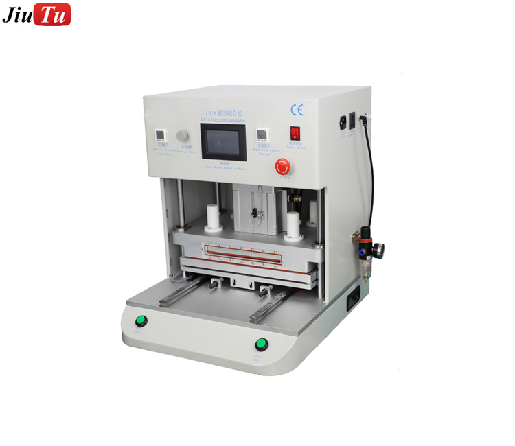 "High quality large vacuum laminating machine repair equipment for 14"" tablet screen lcd rebuild laminator"