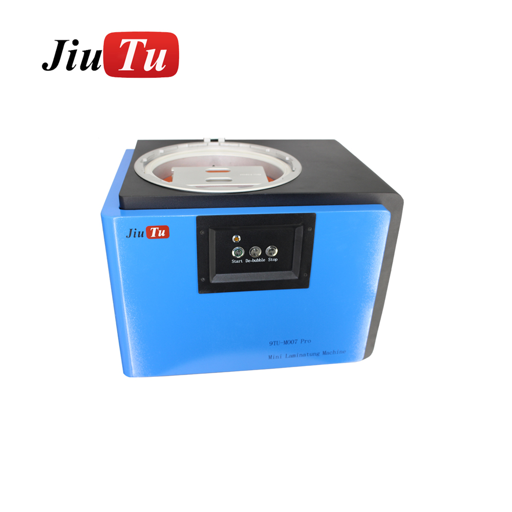 Hot Sell New Design All-in-One Mini OCA vacuum Lamination Machine For Cracked LCD Screen Refurbish Replace 7inch Phone Repair