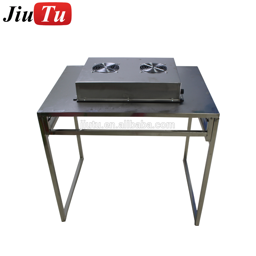 Small Siz New Dust Free Room Workshop Laminar Hood Bench Air Flow Clean Lamination Machine Refurbish Work Table