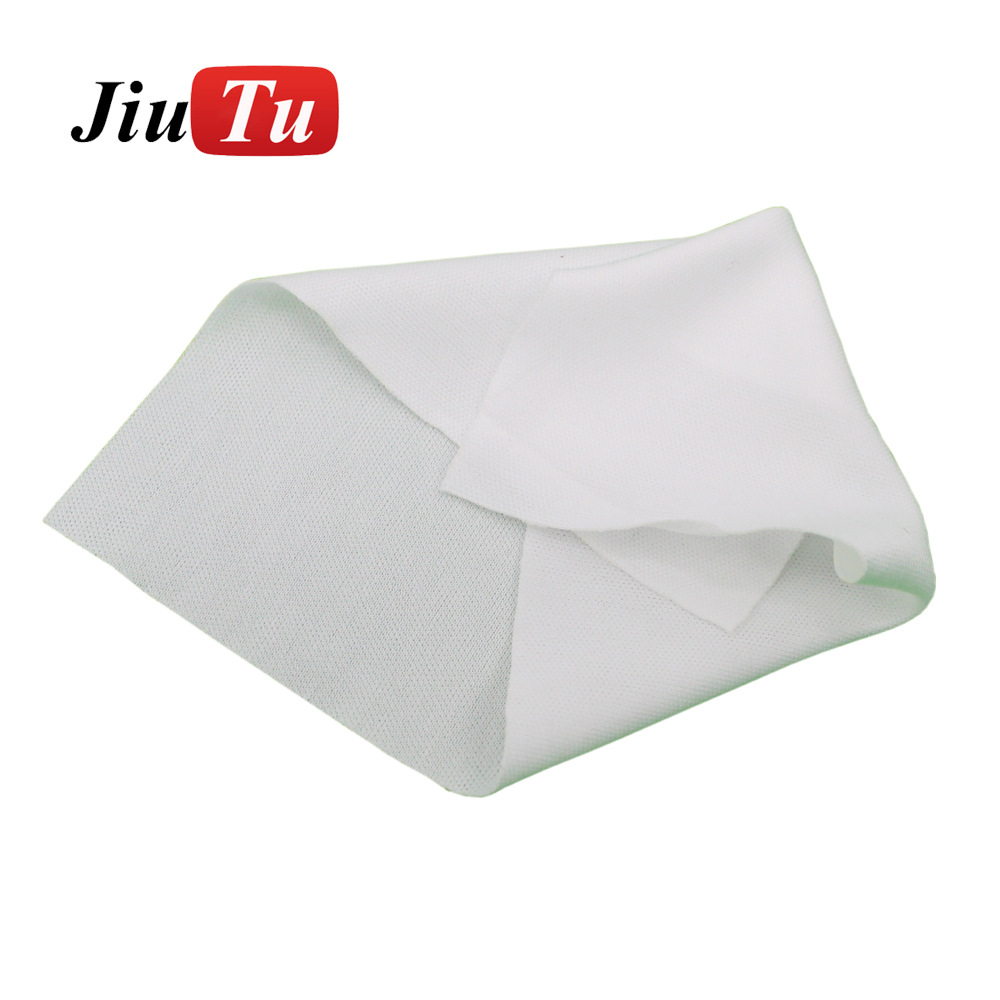 200PCS Per Bag Cleaning Cloth NO Dirt Waper For Phone LCD And Touch Glass Repair Cleaning Tool