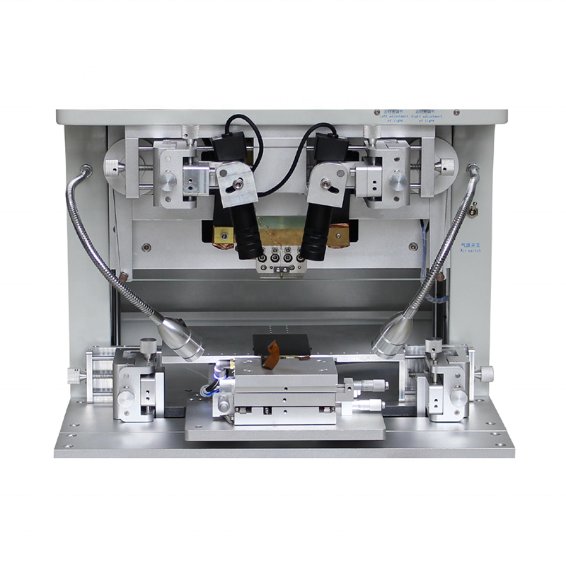 Jiutu Hd Display Hot Press Lcd Panel Touch Screen Pulse Flex Cable Repair Bonding Machine