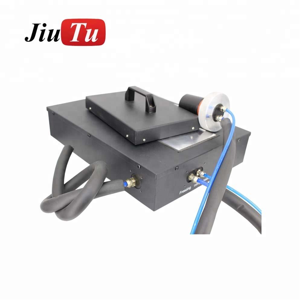 Good Wholesale Vendors Separator Lcd Vacuum Laminating Machine - Black LCD Freezer Machine with Built-in Pump for Mobile Phone Lcd Separator Replacement – Jiutu