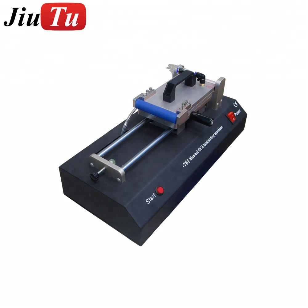 Mobile Phone Lcd Screen Repair No Need Air Compressor Lcd Film Laminator Vacuum Oca Laminating Machine