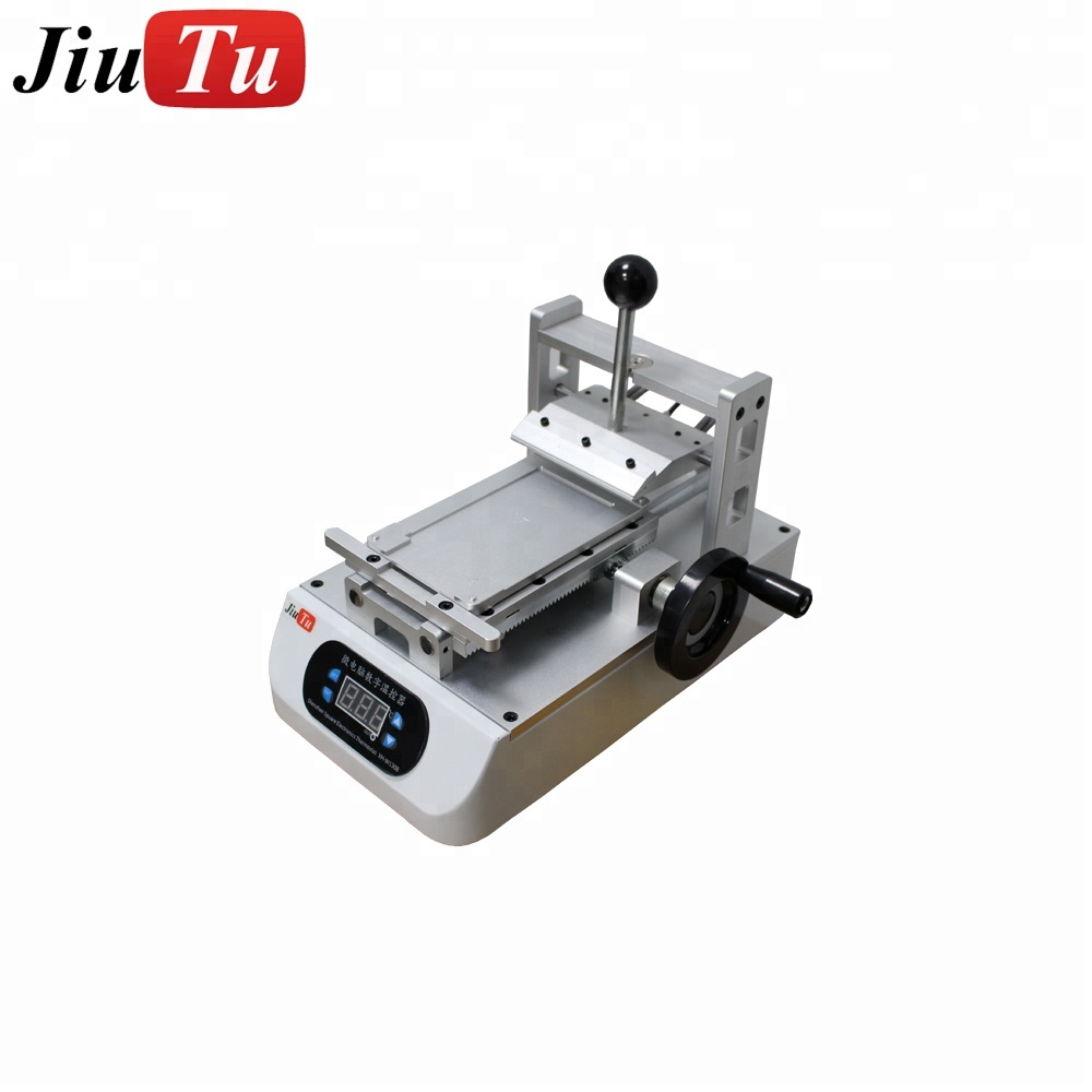 Mobile Phone LCD Screen OCA/LOCA Adhesives Remover for iPhone 6G 7G 7P 8G Display Polarizer Removing Machine