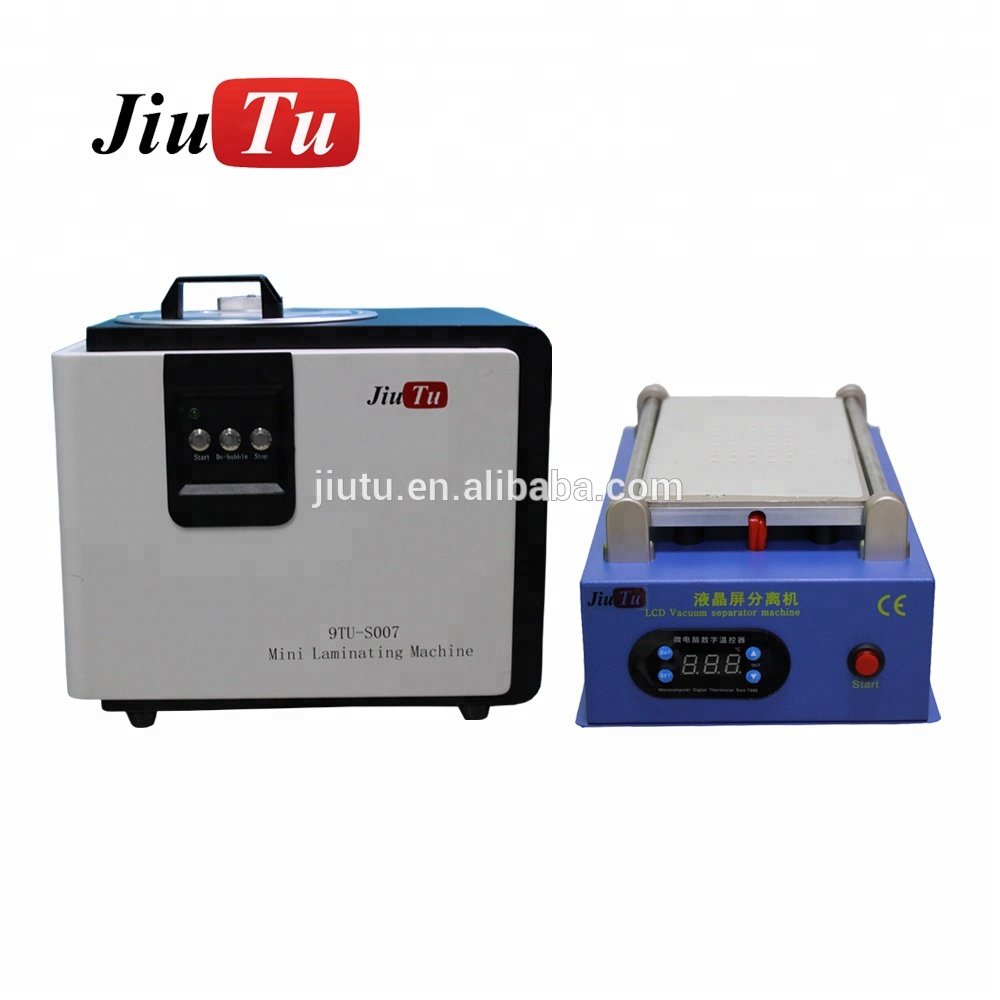 9TU-M009 2 in 1 LCD Separator Manual LCD Separator With Vacuum Pump to Fixed Touch Screen for iPhone Samsung Fix