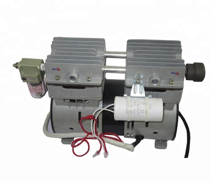Jiutu Low Noise Strong Suction Oilless Vacuum Pump For OCA Laminator Manual laminator LCD Separator Air Vacuum with 220V Voltage