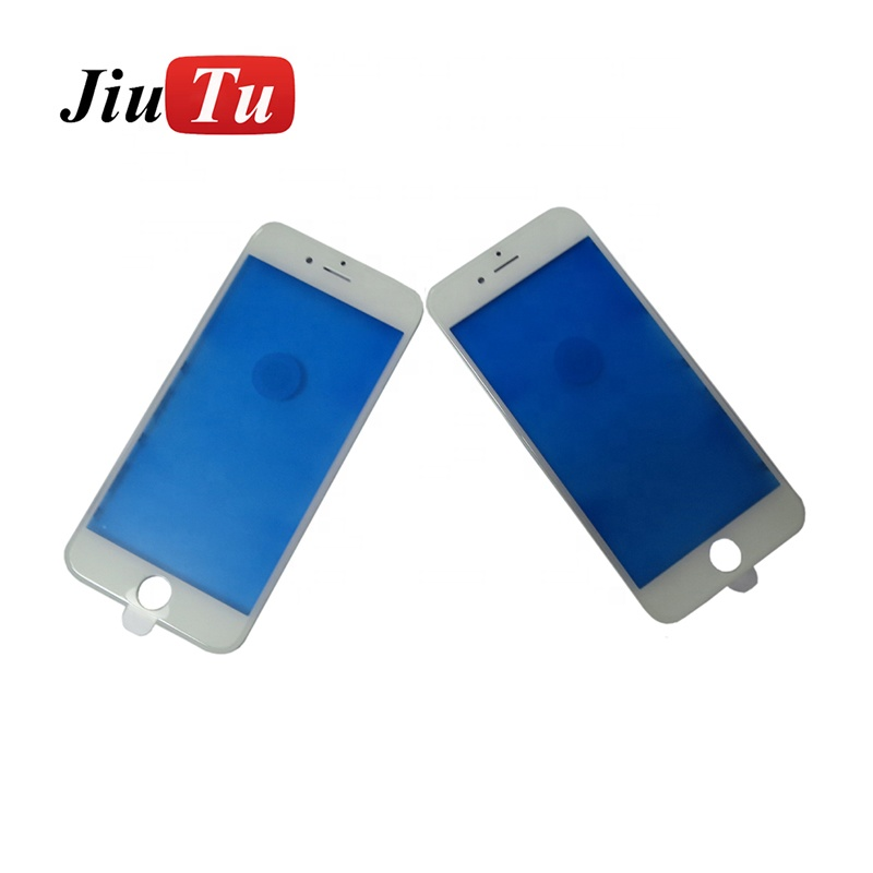 Front Outer Glass Lens Touch Screen Cover With Frame Bezel For iphone 6g