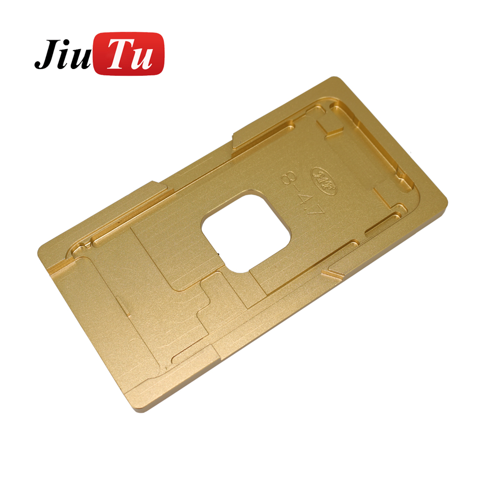 Accurate 1 set Alignment & Laminating Molds Apply for Cold Press Outer Glass with Frame for 5G/6G/6S/6S Plus 4.7 5.7'' LCD Fix