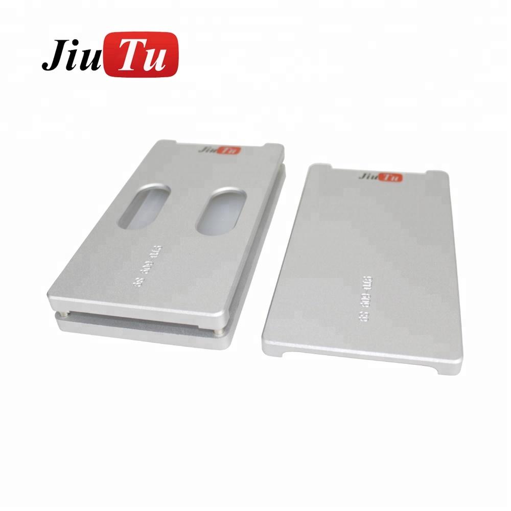 Jiutu For Samsung Edge S7 S8 Plus OCA And Glass LCD Laminating Soft Rubber Pad+Alignment Mold with OCA Vacuum Laminator Machine