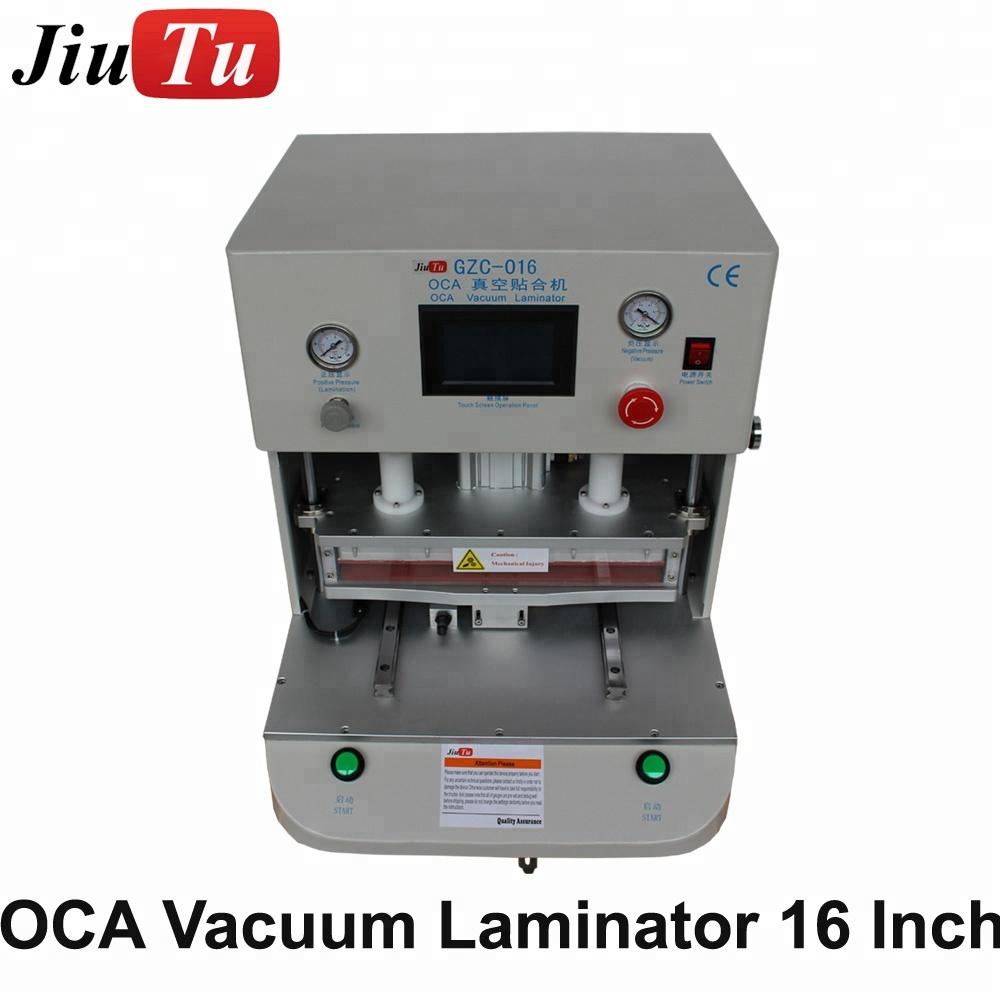New 16inch LCD OCA Vacuum Laminating Machine For Iphone 7 7Plus For Samsung Edge Screen LCD Refurbish Repair