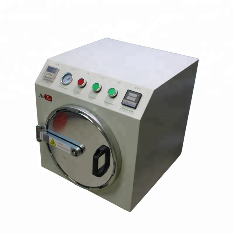 Autoclave Automatic Air Bubble Remove Machine for Refurbish LCD Screen Repair Smart Phone for iPad/iPhone/Samsung