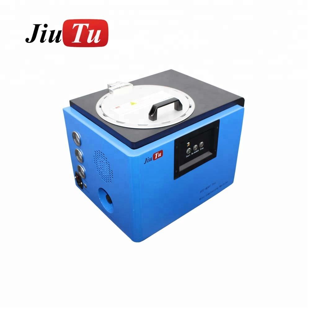 High Quality Jiutu LCD Outer Glass Repair Mini OCA Vacuum Laminating Bubble Remover Machine for iPhone 6G/6S/7G/7 Plus