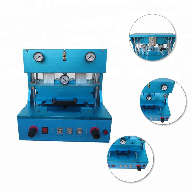 Best Price for Lcd Oca Laminator Machine - Lcd Repair Laminator Vacuum Oca Film Laminating Machine – Jiutu