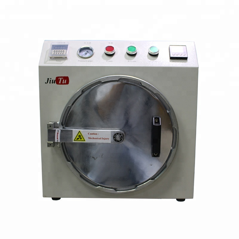 Factory Promotional Iphone 7 7 Plus Parts Page 8 - New Jiutu LCD Autoclave Bubble Remove Machine for iPhone/Samsung s6 s7 edge Screen LCD Refurbish Debubble DHL Fast Shipping – Jiutu