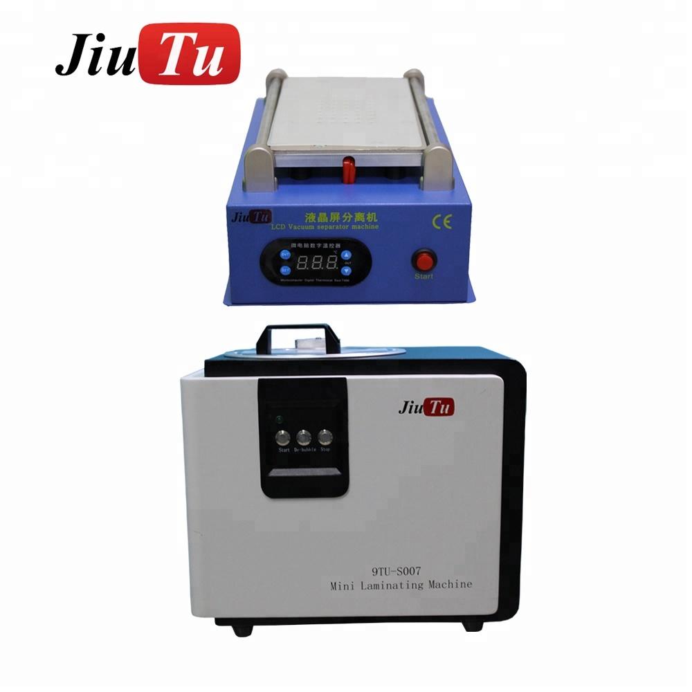 OCA Vacuum Laminator Machine+LCD Separator With Vacuum Pump For Broken LCD Repair