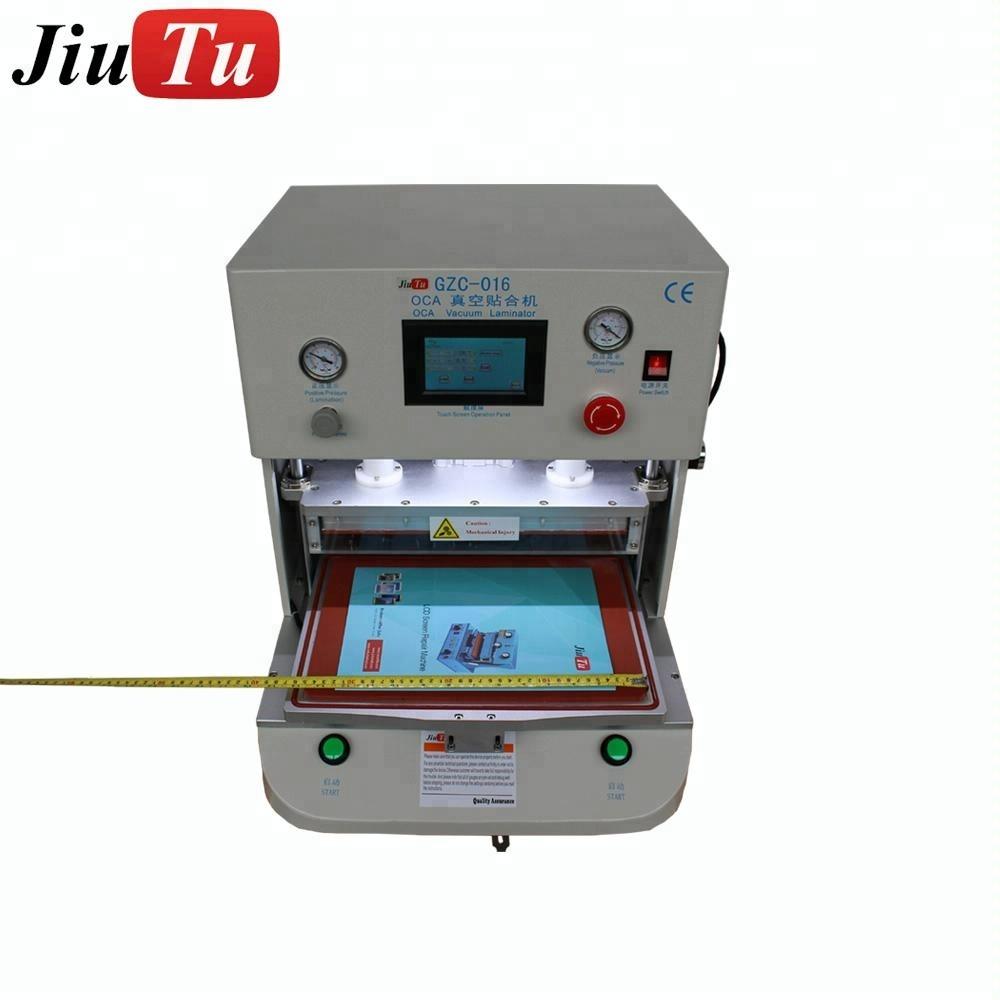 OCA Vacuum Lcd Laminating Machine For Samsung Edge Plus
