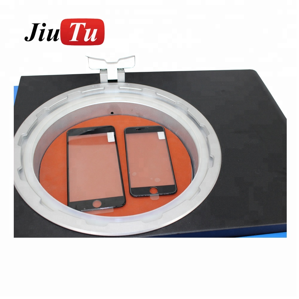 Chinese Professional Touch Screen Separator Machine - 2018 Mobile Phone Repairing Mini Vacuum LCD Laminating Machine For Samsung S8 S9 Curved Edge OLED Screen Repair – Jiutu