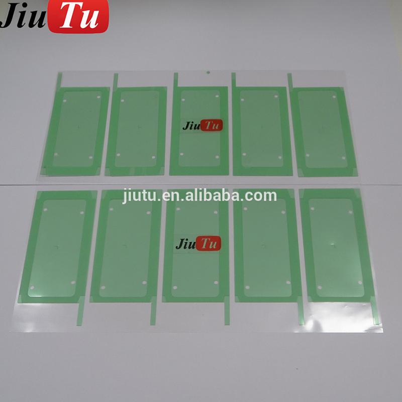 Jiutu Battery Sticker Film For Samsung S8 LCD Refubirsh Parts Back Sticker Film
