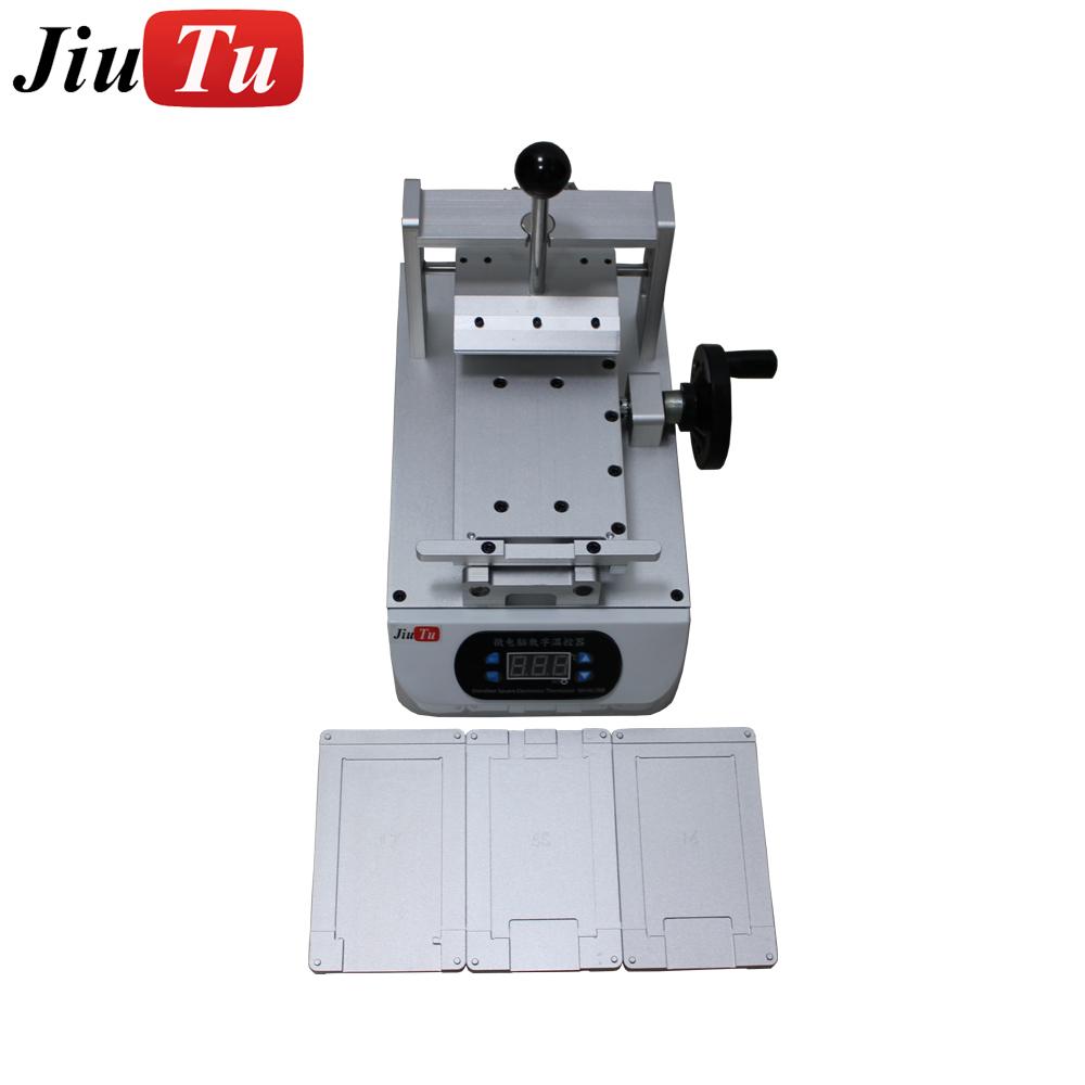 Chinese wholesale Mcgs Touch Screen Bga Repair Machine - Fast Oca Remover Polarizer Cleaning Machine for iPhone 5 6 6s 7 Plus Lcd Refurbish Glue Remove Machine – Jiutu