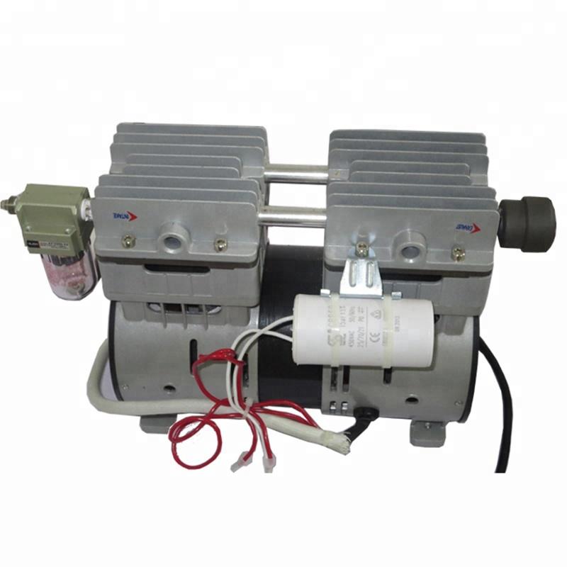 Vacuum Pump No Need Oil For Broken phone Lcd Repair Machines Work With OCA Separating Glue Remover Laminating Machine Jiutu