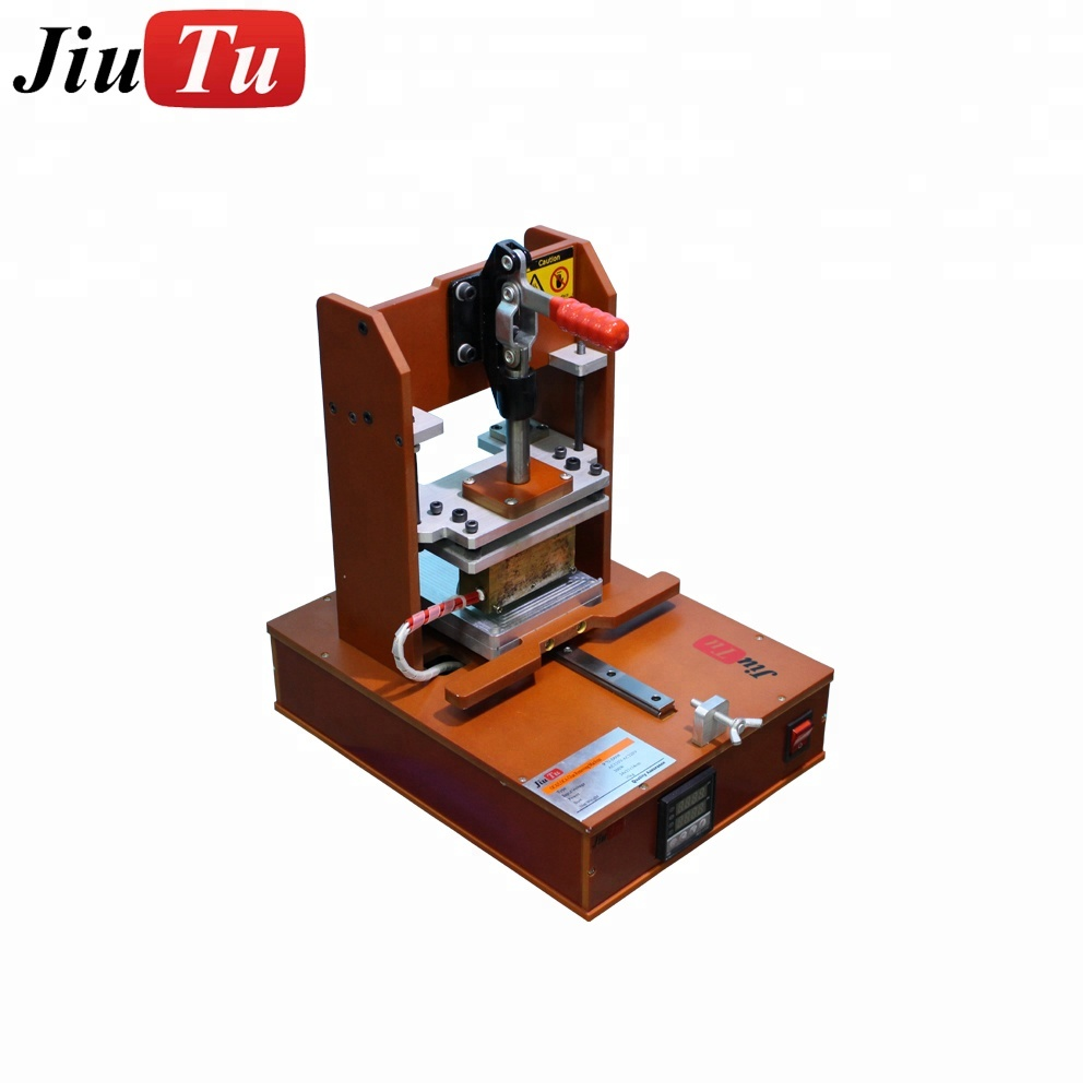 Best-selling Jiutu LCD Touch Screen Polarizing Film Remove Degumming Machine UV LOCA OCA Adhesive Clean Removing Machine