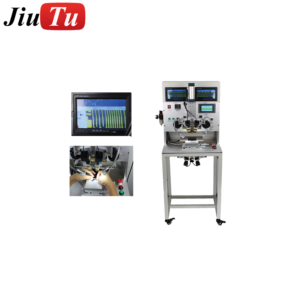 High Speed Pulse Laminating Mobile Phone LCD Flex Cable Making Machine